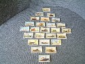 SET OF 1948 CIGARETTE CARDS – FAMOUS BRITISH SHIPS
