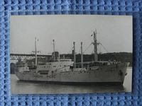 B/W PHOTOGRAPH OF THE CANADIAN PACIFIC VESSEL THE BEAVERLEY