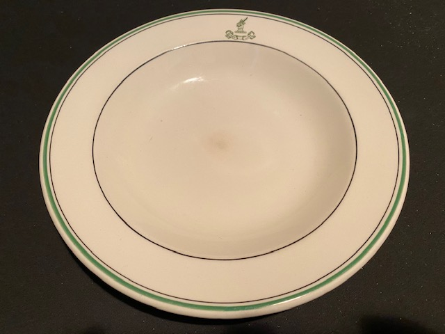 BREAKFAST CEREAL BOWL FROM THE BIBBY LINE