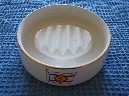 CHINA BOWL ASHTRAY FROM THE GEEST LINE SHIPPING COMPANY