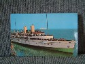 MINT CONDITION POSTCARD OF G.S.N.Co. SHIP ROYAL DAFFODIL
