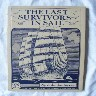 BOOK ENTITLED 'THE LAST SURVIVORS IN SAIL' BY JOHN ANDERSON