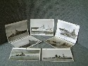 COLLECTION OF HMS NAVAL PHOTOGRAPHS WITH COMPLETE DETAILS