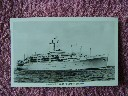 ORIGINAL B/W PHOTOGRAPH OF THE P&O-ORIENT LINE VESSEL 'THE ORCADES'