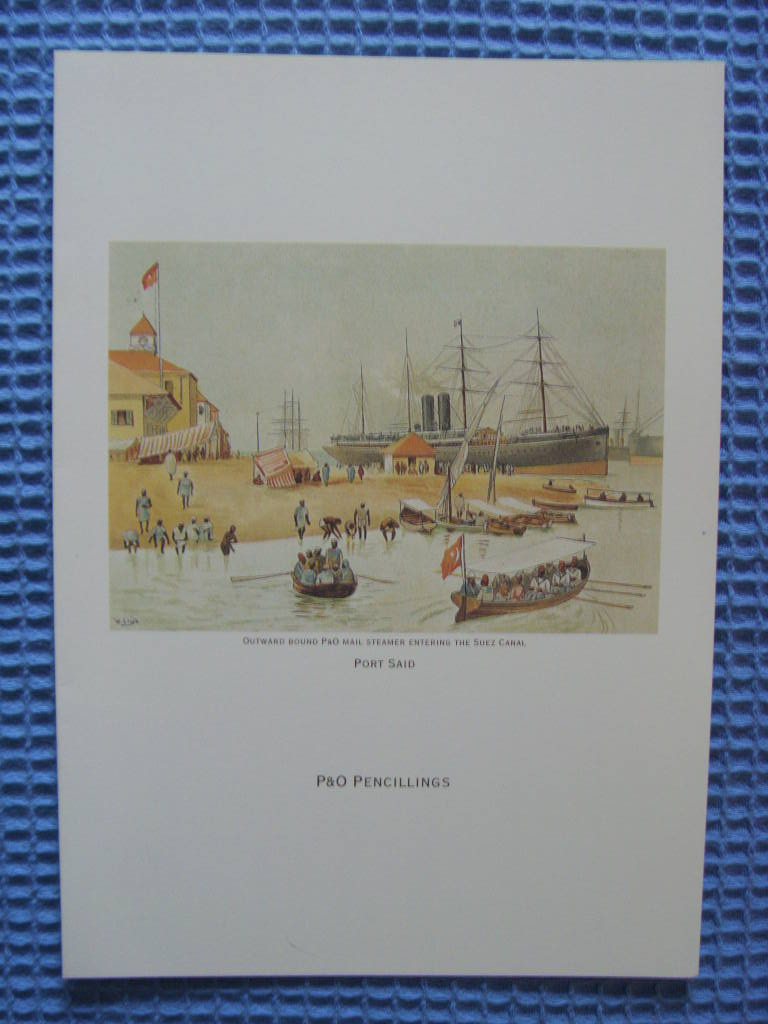 SHIPS LUNCHEON CARD MENU FOR THE OLD ORIENT/P&O LINE VESSEL THE ORIANA DATED JUNE 1995