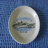 SOUVENIR DISH FROM THE VESSEL THE ORIANA