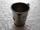 PEWTER TANKARD FROM THE ORIENT LINE VESSEL THE SS ORIANA