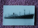 ORIGINAL B/W PHOTOGRAPH OF THE P&O LINE VESSEL THE SS PATONGA