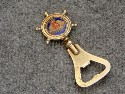 SOUVENIR BOTTLE OPENER FROM THE LINER RMS QUEEN ELIZABETH