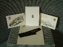 SMALL COLLECTION OF ITEMS FROM THE ROYAL FLEET AUXILIARY