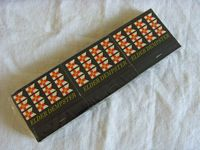 PACK OF 6 UNUSED AND UNWRAPPED BOXES OF MATCHES FROM THE ELDER DEMPSTER LINE