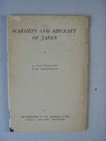 BOOKLET OF WW2 WARSHIPS AND AIRCAFT OF JAPAN