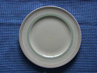 ORIGINAL AS USED ON BOARD DINING PLATE FROM THE P&O LINE SHIPPING COMPANY