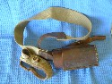 ARMY SUPPLY BELT AND ATTACHMENT FROM WW2