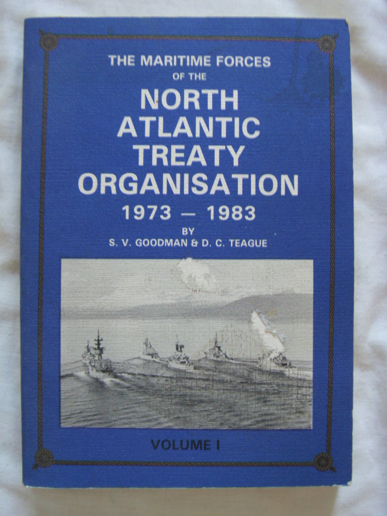BOOK ENTITLED 'THE MARITIME FORCES OF THE NORTH ATLANTIC TREATY ORGANISATION'