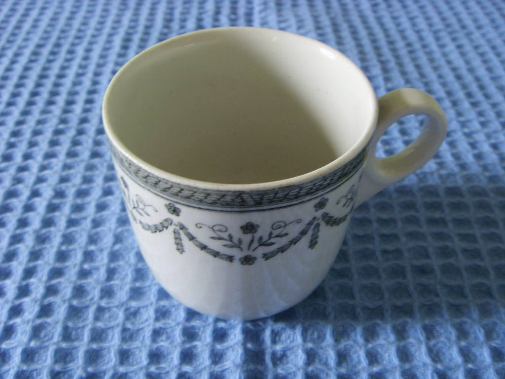SMALL CHINA CUP FROM THE ANCHOR DONALDSON LINE SHIPPING COMPANY CIRCA 1910/20