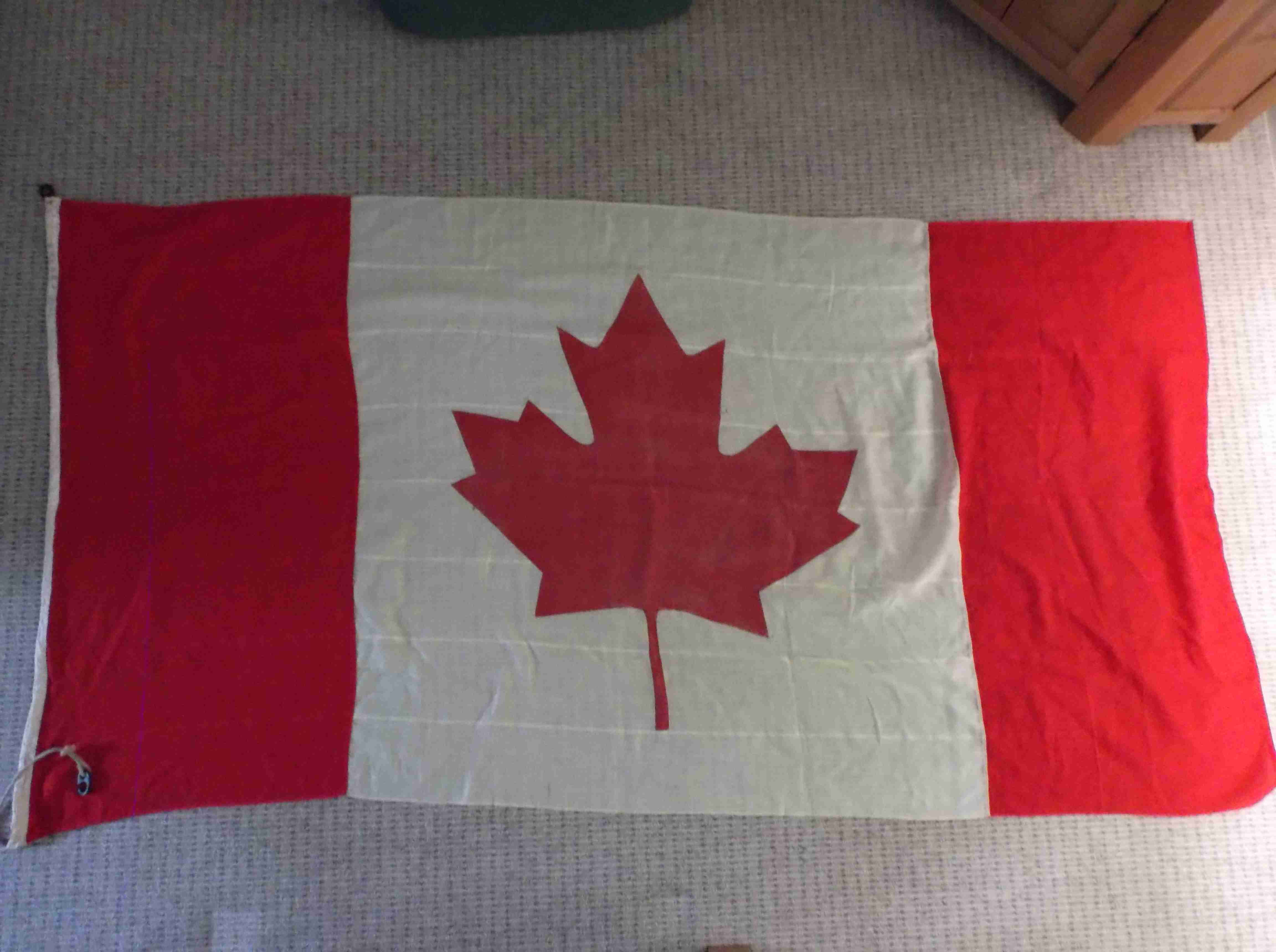 CANADIAN MERCHANT SHIPPING COMPANY HOUSEFLAG
