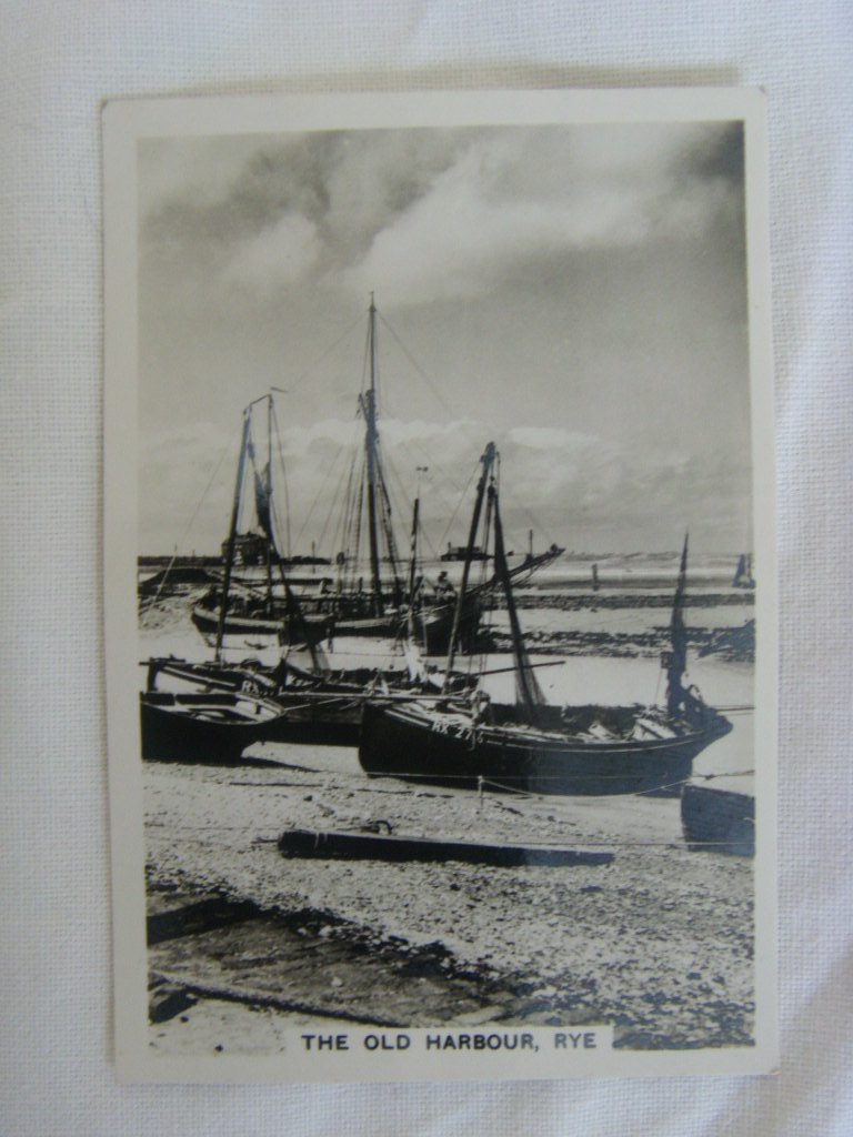 FULL SET OF SENIOR SERVICE 1930'S/40'S COASTWISE PICTURES
