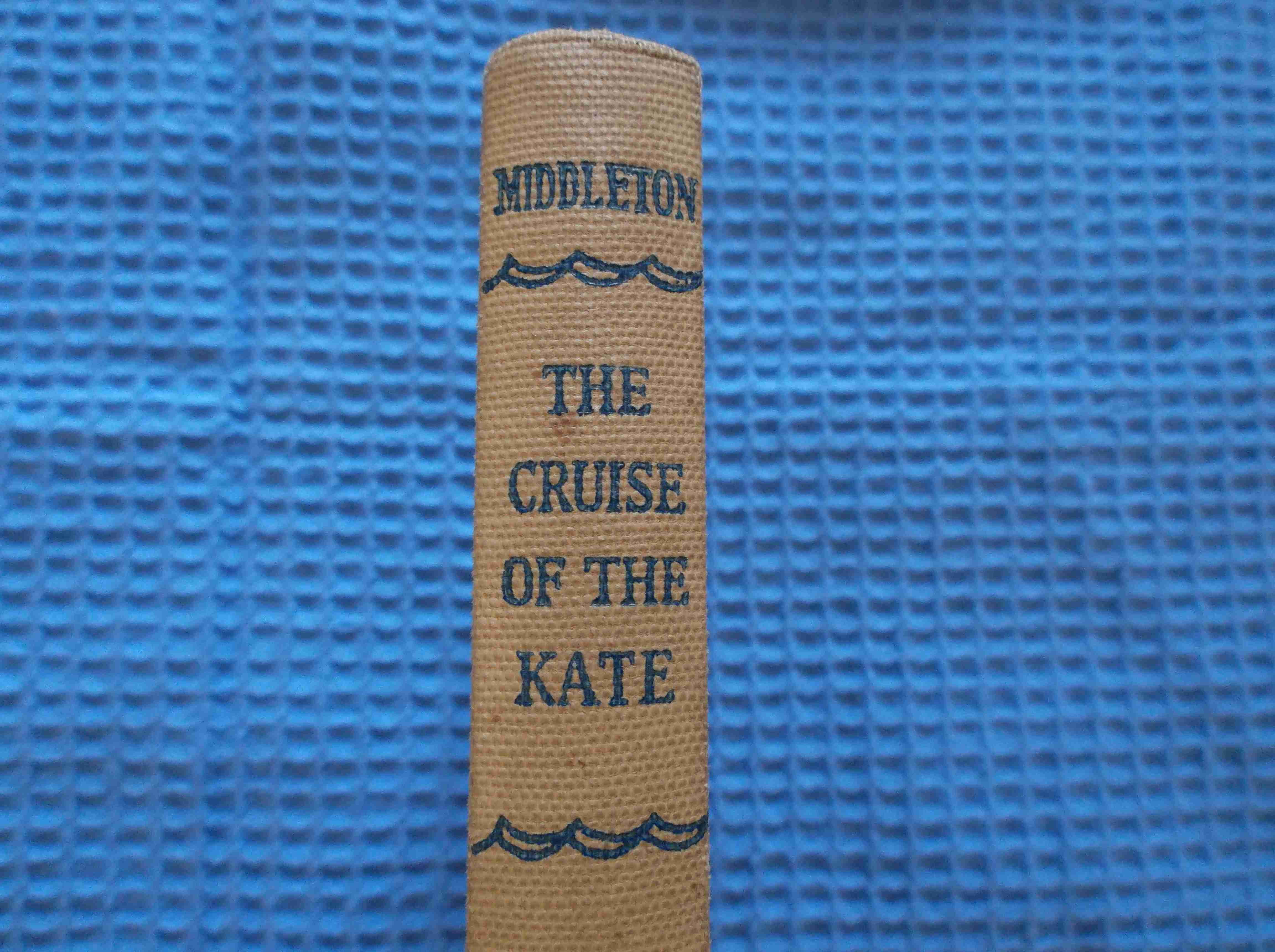 EX LIBRARY BOOK AS USED ONBOARD FROM THE NEW ZEALAND STEAMSHIP COMPANY
