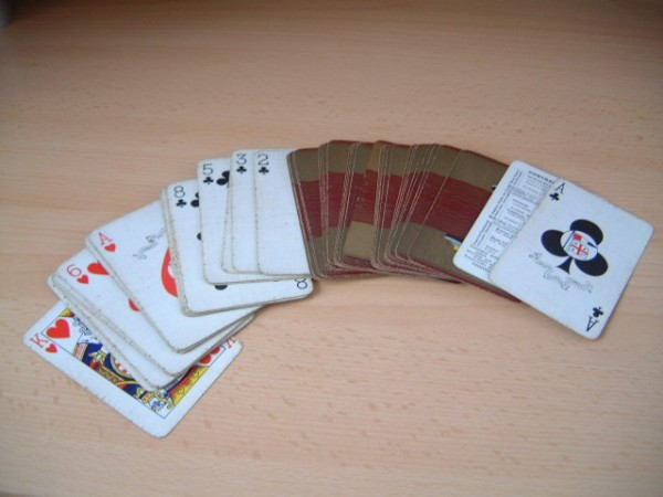 SET OF PLAYING CARDS FROM THE NEW ZEALAND SHIPPING COMPANY